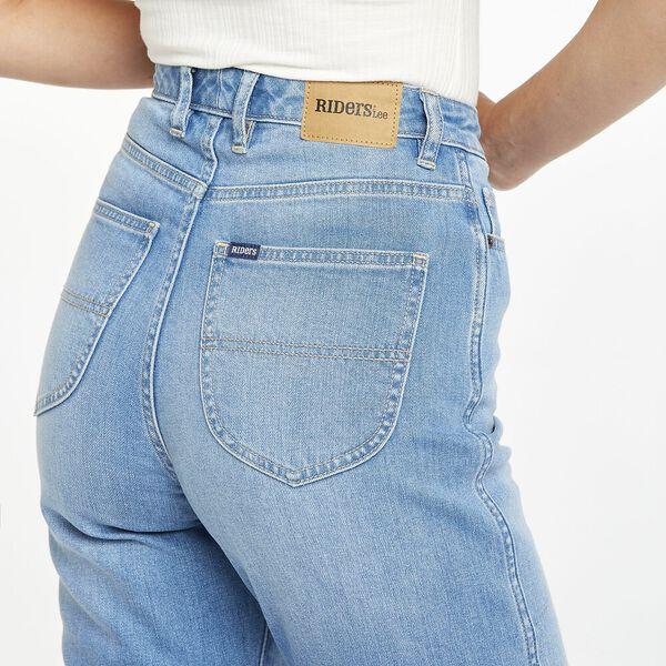 Hi Mom Curve Slim Jean, Horizons, hi-res