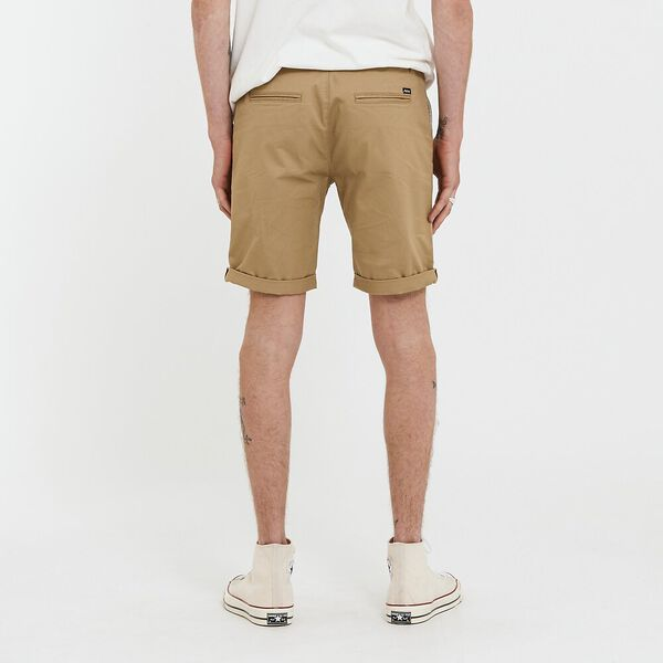Chino Short Light Camel, LIGHT CAMEL, hi-res