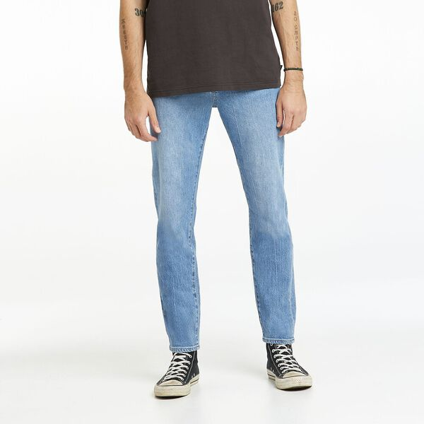 R3 Relaxed Taper Jean, Trusted Blue, hi-res