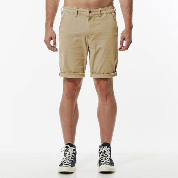 R3 UTILITY CANVAS SHORT DUNE