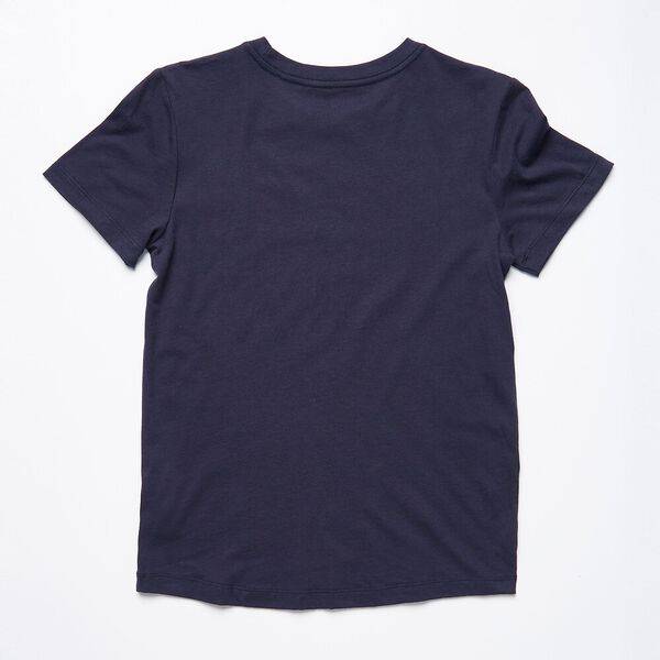 Boys SS Tee Washed Navy, Washed Navy, hi-res