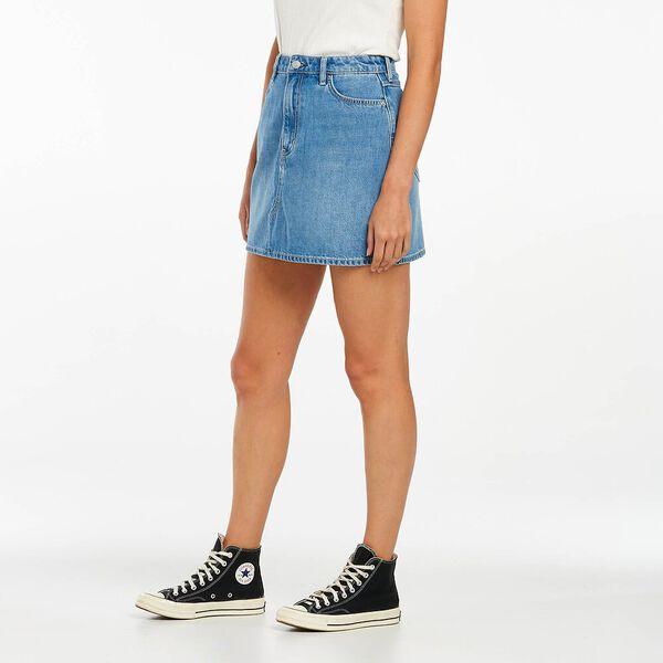 Girlfriend Skirt Indigo Dreams, Indigo Dreams Blue, hi-res