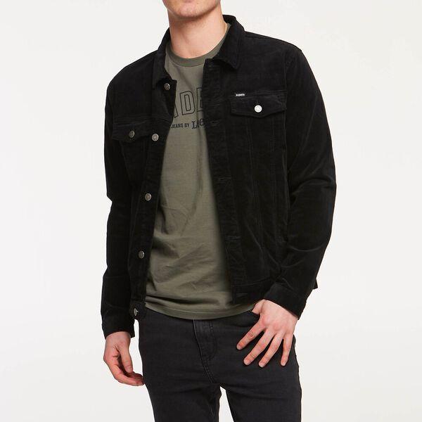Classic Jacket Corduroy Black, CORDUROY BLACK, hi-res