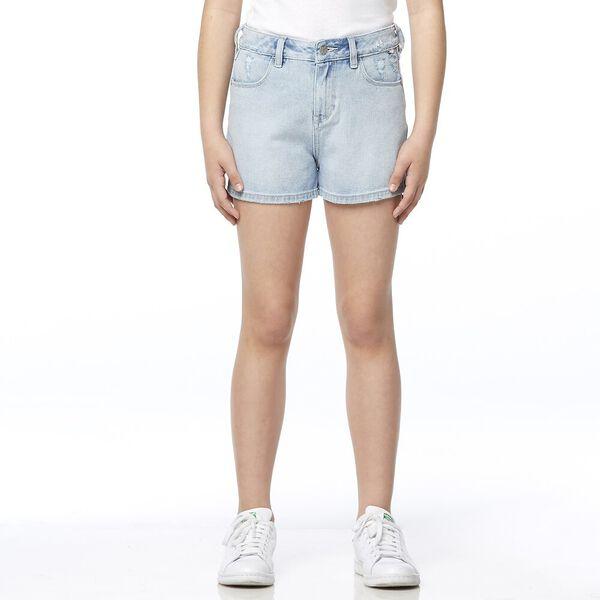 Girlfriend Short Summer Bleach
