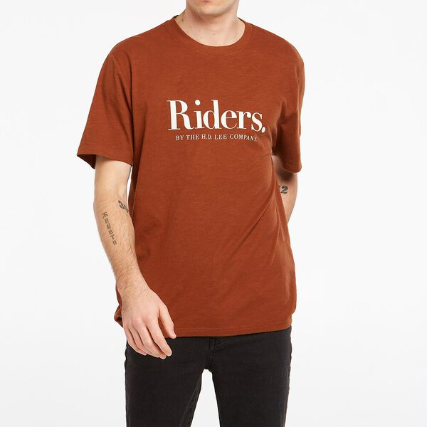 Relaxed Tee Old Rust