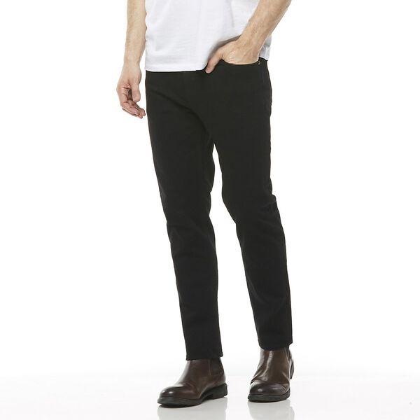 Classic Straight Slim // Flat Black, FLAT BLACK, hi-res
