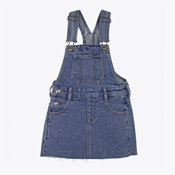 Dungaree Dress Mid Vintage