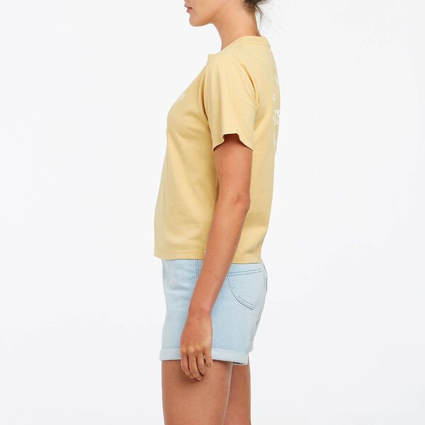 The Classic Tee Yellow Fade, Yellow Fade, hi-res