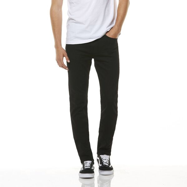 R1 SKINNY STRETCH BLACK