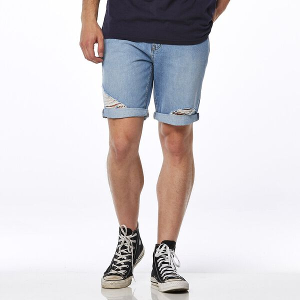 R3 SHORT BROOKLYN BLUE