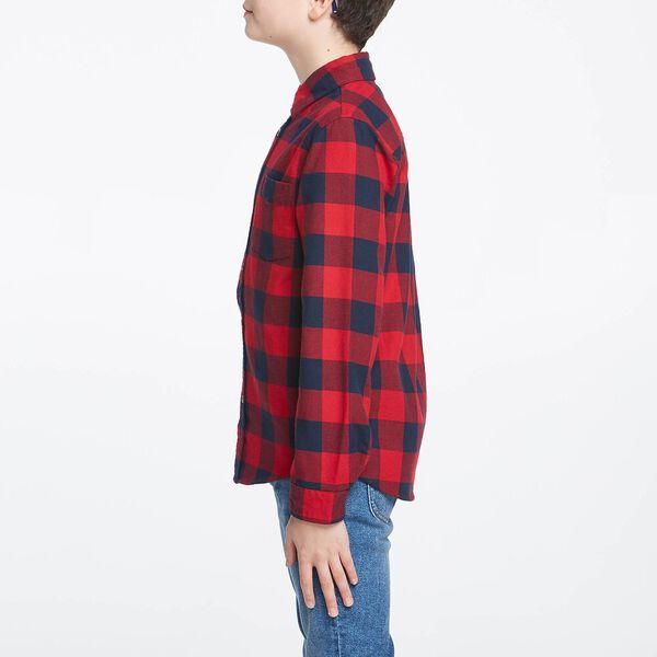 Boys Check Shirt Winter Check, WINTER CHECK, hi-res