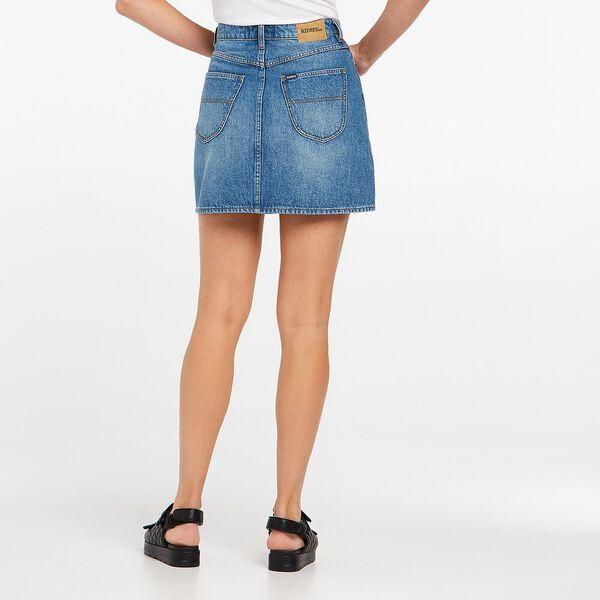 Girlfriend A-line Skirt, Constellation, hi-res