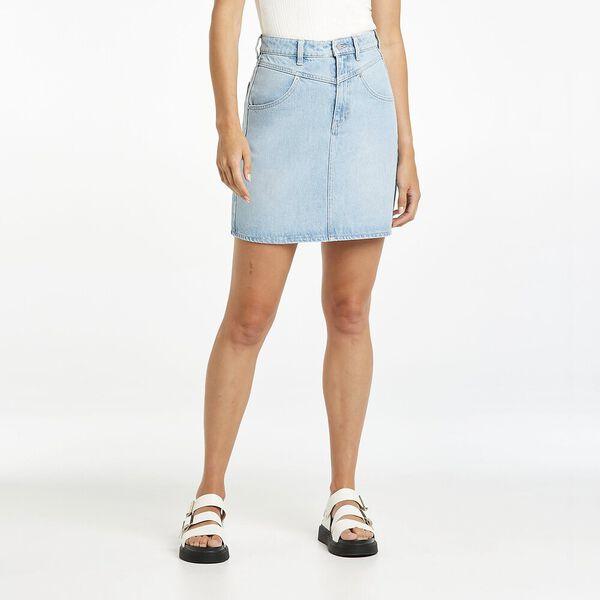 80's Girlfriend A-Line Skirt