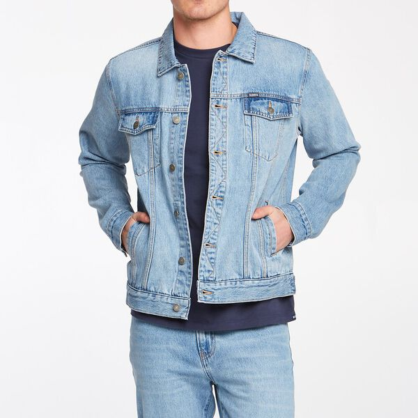 Denim Jacket Yosemite Fade