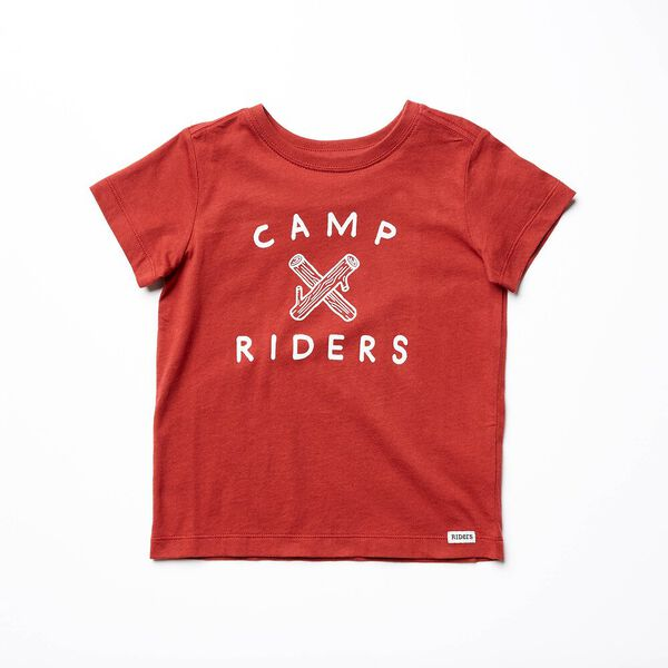 Kids The Ss Tee Redwood