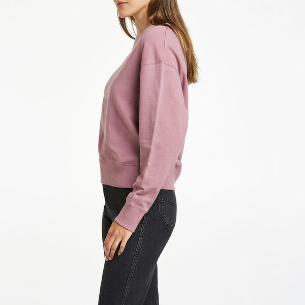Relaxed Logo Sweat, Blueberry, hi-res