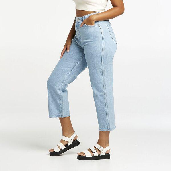 Hi Straight Jean, Dazed Blue, hi-res