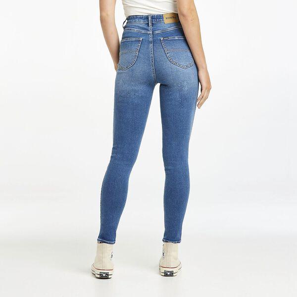 Hi Rider Skinny Jean, Universe Blue, hi-res
