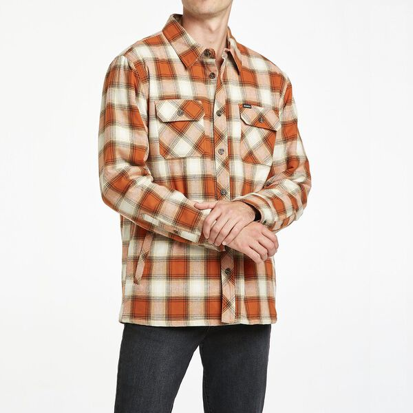 Long sleeve Check Over shirt