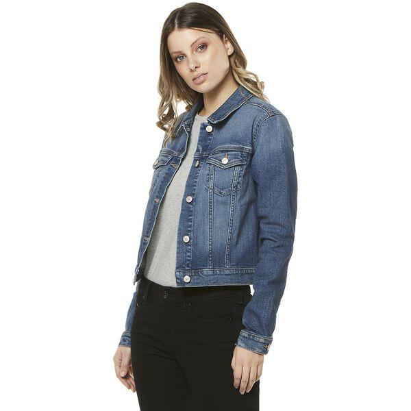 Denim Jacket Marley Blue, MARLEY BLUE, hi-res