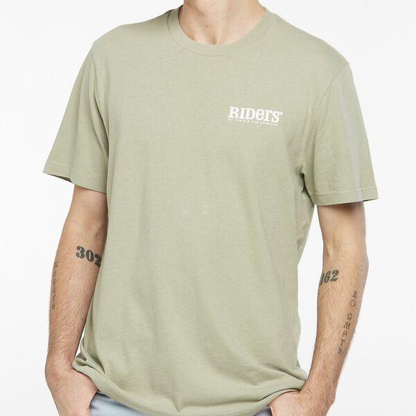 Trademark Recycled Cotton Tee, Sage, hi-res