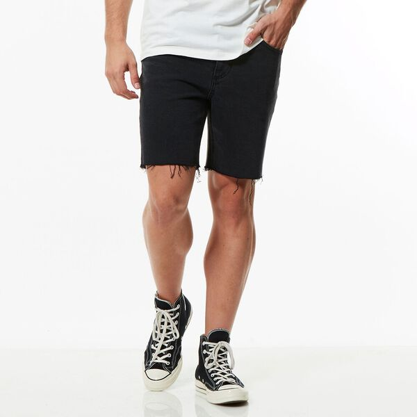 R2 SHORT WASTELAND BLACK