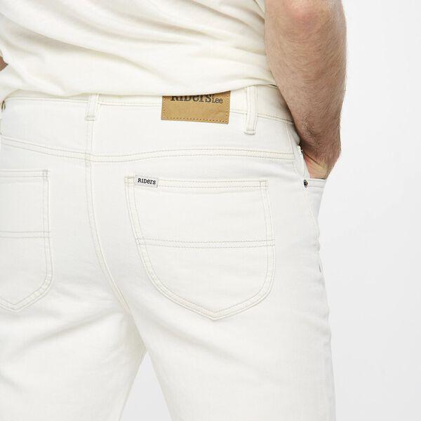 R2 Slim Jean Organic Cotton, Grain Of Salt, hi-res